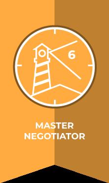 Introducing The Kah-Vay Master Negotiator